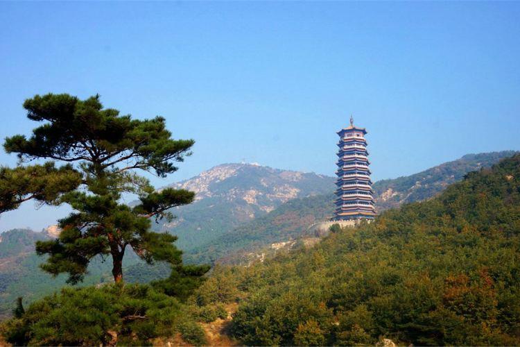 Dazhou Mountain Sceneic Area3