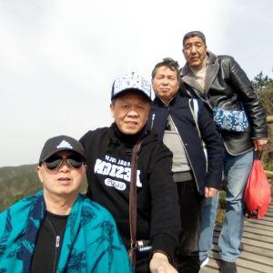大别山薄刀峰风景区旅游景点攻略图