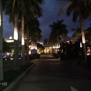 龙沐湾温德姆至尊豪廷大酒店乐园旅游景点攻略图