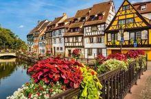 世界上最美的7个鲜花小镇子,这辈子一定要去一次!