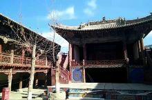 张掖又一处低调的人文历史遗迹—山西会馆