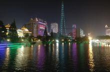 南通濠河夜景