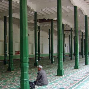 艾提尕尔清真寺旅游景点攻略图