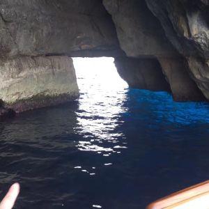 蓝洞旅游景点攻略图