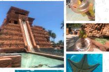 #激情一夏#水菱环球之旅の亚特兰蒂斯水乐园
