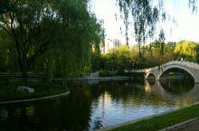 葫芦岛龙湾公园景色也不错!