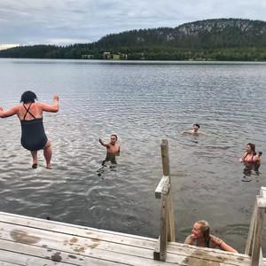 芬兰游记图文-走进世界桑拿王国:500万人口,300万个桑拿房
