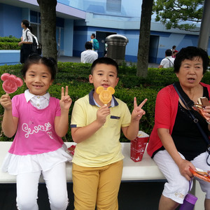 日本游记图文-日本迪士尼、环球影城、韩国,云南,四川游记