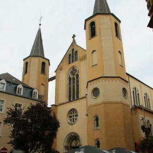 卢森堡自由大街旅游景点攻略图