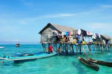 """深藏在马来西亚东海岸的""""海上天堂""""——仙本那"""