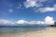 水清沙幼的巽寮湾