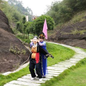 花果山景区旅游景点攻略图