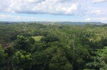 风景无限巧克力山