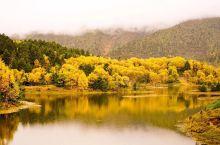 普达措收藏着云南最温暖的秋天
