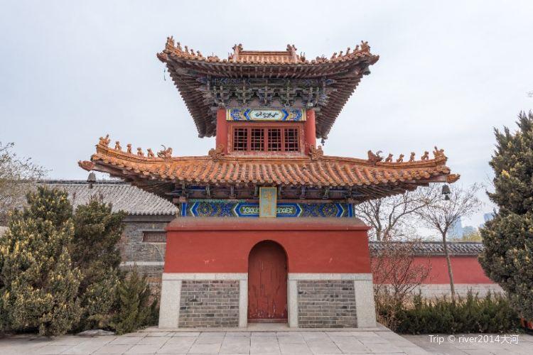 Qixia Taixu Palace1