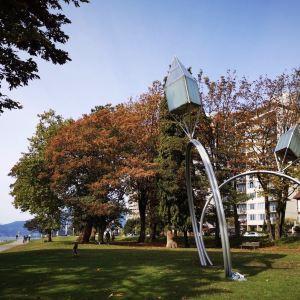 不列颠哥伦比亚大学旅游景点攻略图