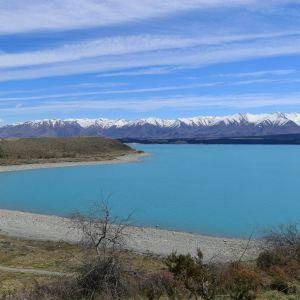 普卡基湖旅游景点攻略图