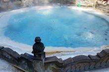 腾冲热海温泉景区,云南泡汤好去处