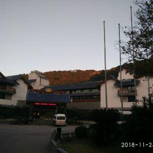 普陀山大酒店中餐厅旅游景点攻略图