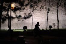 西安城墙——晚上的城墙美翻了!