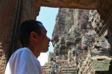 #网红打卡地#吴哥窟.巴戎寺 迷人的高棉微笑