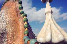 #网红打卡地#天才高迪打造的海洋风格建筑