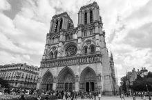 巴黎圣母院——历史上最为辉煌的建筑之一