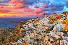 醉人爱琴海,浪漫的圣托里尼