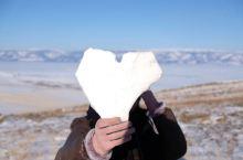 贝加尔湖的冰天雪地中,却时时感觉暖暖的