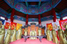 赫图阿拉城,清太祖努尔哈赤的出生地