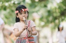 《爸爸去哪儿》的拍摄地,有传统部落和民族表演