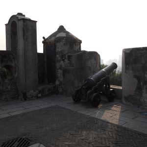 大炮台旅游景点攻略图