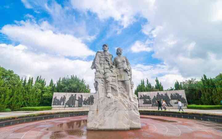 Shajiabang Revolutionary History Memorial Hall1