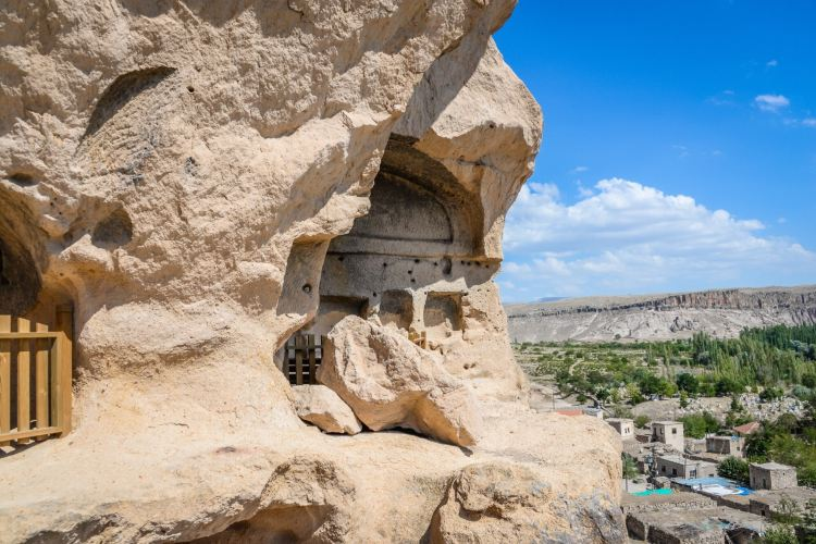 Selime Monastery2