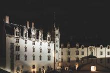 夜晚探城堡,一个字,好恐怖!