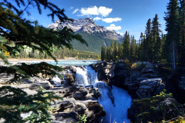 Athabasca Falls4
