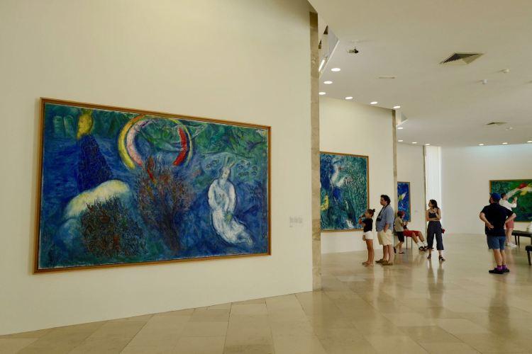 夏加爾美術館3
