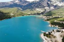 法国圣十字湖