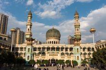 罕见的中西合璧的清真寺