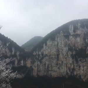小寨天坑风景区旅游景点攻略图
