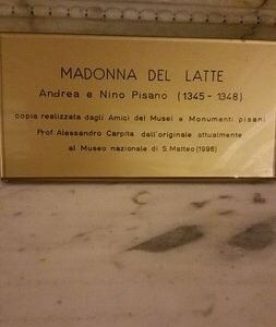 圣母玛利亚斯皮那教堂旅游景点攻略图