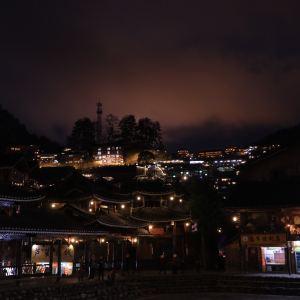 西月火塘餐馆旅游景点攻略图