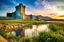 爱尔兰 欧洲大陆的桃花源