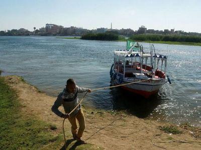 尼羅河風景區