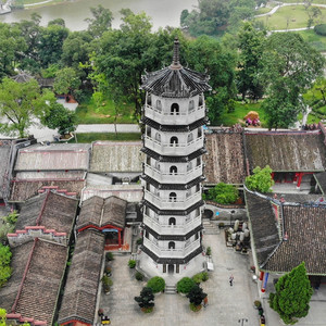 云浮游记图文-云浮千年古寺祈福,距离广州2.5小时车程,带上家人去自驾游