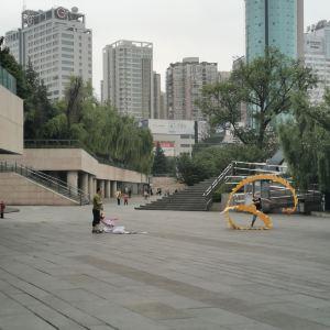 筑城广场旅游景点攻略图