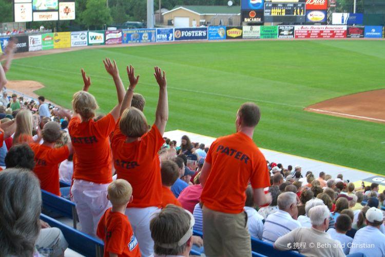 West Michigan Whitecaps Baseball1
