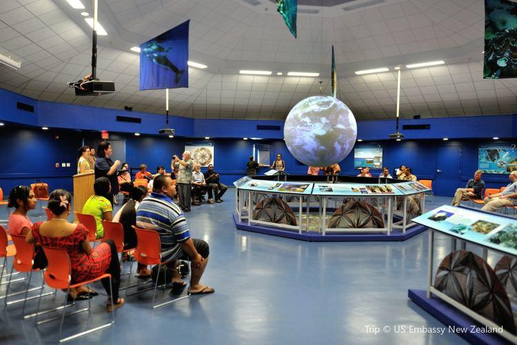 太平洋海嘯博物館1