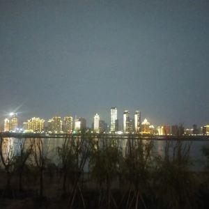 赣江市民公园旅游景点攻略图