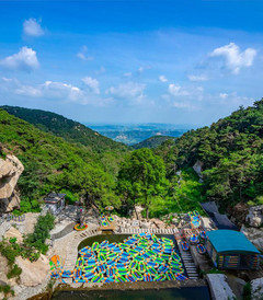 [临朐游记图片] 山东暑假旅游来沂山,跟炎热酷暑say拜拜!